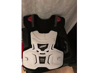 leat kids body armour
