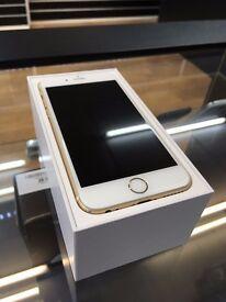 Iphone 6S Gold 32gb Unlocked - Warranty