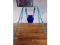 HLC Folding Nursery Swing