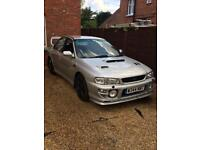 Subaru Impreza UK 2000 turbo