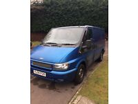 Ford Transit, nice condition, low milege, good for business
