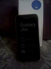 Samsung j5 in box unused £140 no offers