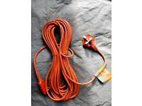 Flymo power lead