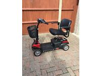 Style Plus Superior Mobility Scooter As New 3 Months Old