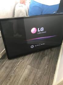 lg flat screen 50 inch