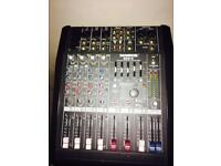 PA equipment ( mixing board and speakers)