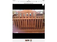 Mama's and Papa's cot bed very good condition