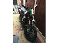 LEX-MOTO (motorbike) FOR SALE ONLY £1,300, collection only!