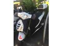 Honda pes 125 A very very good condition no scratch