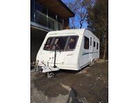For sale Sterling Europa 610 Caravan (2009)