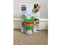 OXO Good Grips Hand-Held Spiralizer NEW