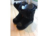 ThirtyTwo TM-TWO Snowboard Boots Size 11, Good Condition