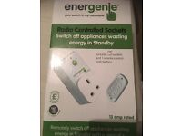Energenie radio controlled sockets