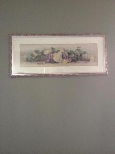 Set of 2 Matching Pictures & Matching Frames or Just Frames