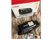 Canon legria HF R806 HD camcorder/camera