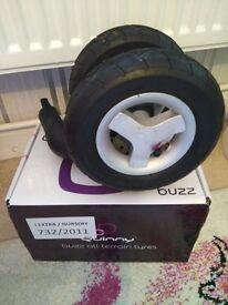 Quinny Buzz all terrain wheel