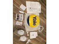 Yale wireless house alarm system brand new