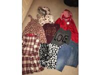 Girls clothing bundle age 5/6 years
