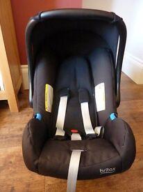 Britax Baby Safe Group 0+ car seat