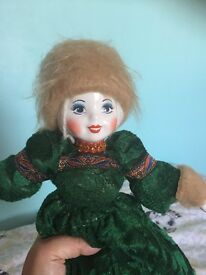 Beautiful -Ornate Russian Doll - Collectable
