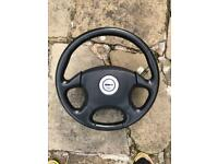 Impreza Momo Steering wheel & Airbag