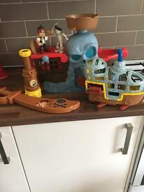 Jake and neverland pirates