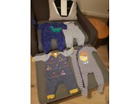 Baby boy clothes bundle newborn and 0-3 months in excellent condition