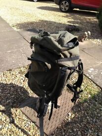 Eurohike 65l rucksack good condition