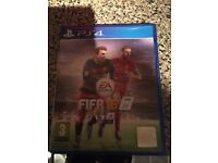 Fifa 16 game PS4