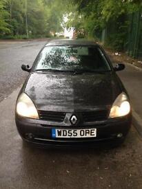 Renault Clio 1.4 petrol dynamique