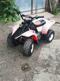 Kuzuma 50cc quad