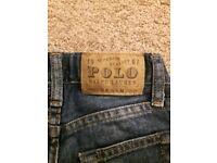 Ralph Lauren Jeans boys age 3