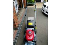 "Honda Izy Petrol Self Propelled Lawnmower 16"" - New Deck"