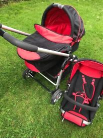 ICandy pram/stroller /carrycot in good condition.