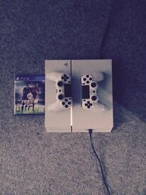 Ps4 500gb one controller and fifa 17