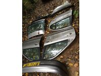 Job Lot 2000-2005 Seat Leon Body Panels LS7U Platinum/Shadow Grey Cupra R fr breaking