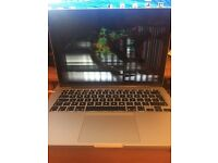 MAC BOOK PRO MID 2013 - spares and repairs