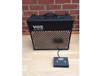 Vox AD30VT Valvetronix 30W Guitar Amp — Includes Footswitch