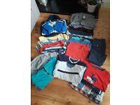Fantastic Boys Clothes Bundle, Age 9/10/11 yrs (M&S, John Lewis, H&M etc). Great Condition