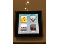 iPod Nano 6th Gen (16 GB) Silver