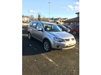 Mitsubishi Outlander 7 seater 4x4, top of the range with every bill from new