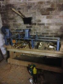 Wood lathe for sale