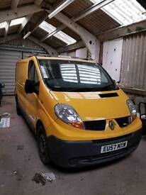 Automatic renault trafic