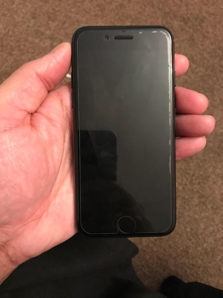 iPhone 7 Jet Black 128gb Unlocked Like New  c615f844c44