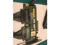 HP P400 Smart Array RAID Controller 512MB 441823-001 for HP ProLiant Servers