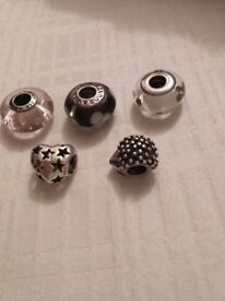 Pandora charms genuine