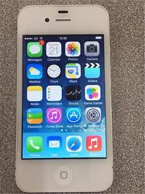 Apple iPhone 4 16GB EE network