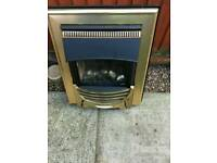 Gas Fire for sale.