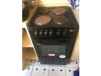 Electric black cooker