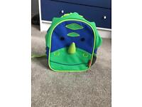 SkipHop Toddler backpack with reins